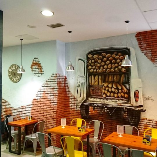 mural-decoracion-bakery-cafe