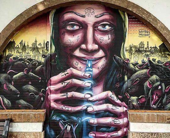 mural-flautista